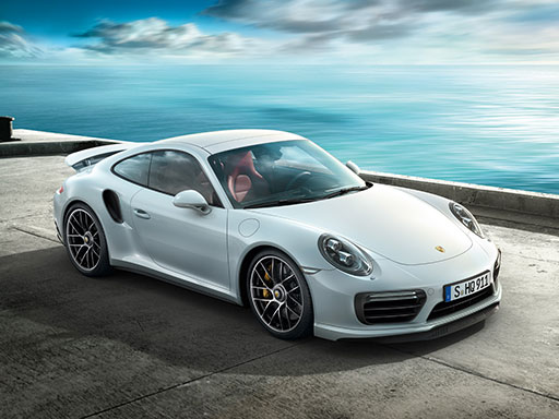 Power. Presence. The 911 Turbo.