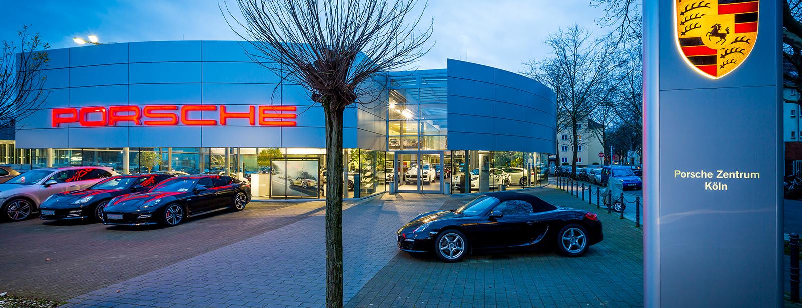 Porsche Centre Köln